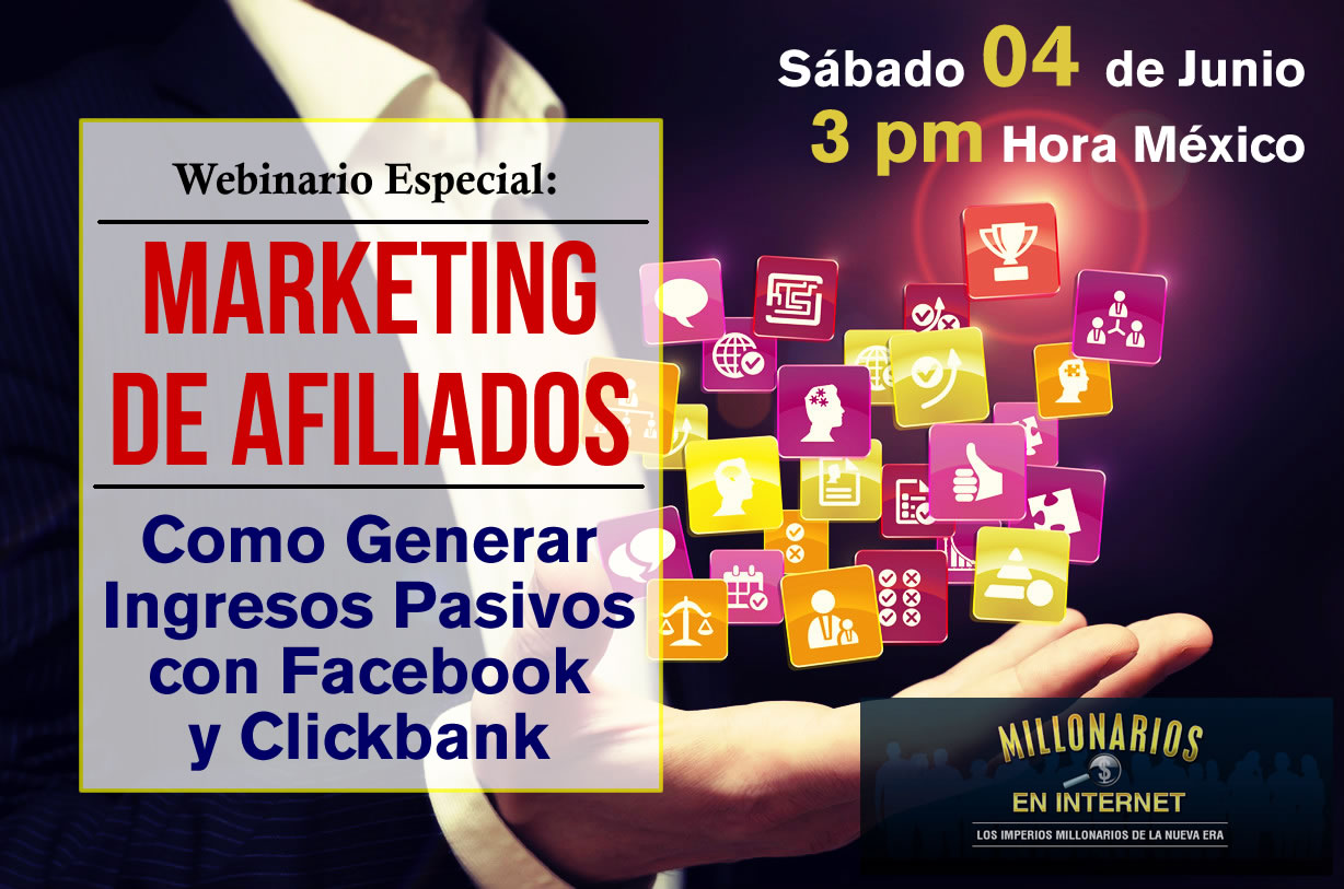 Webinario: Marketing de Afiliados